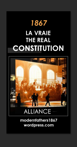 1867 La Vraie Constitution The Real Constitution