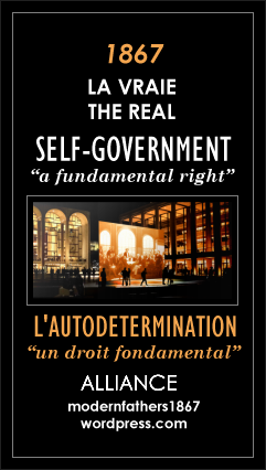 ALLIANCE self-government, autodétermination