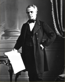 Attorney General East, George Etienne Cartier