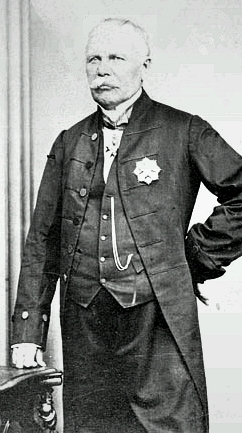 Honorable Sir Étienne Pascal Taché