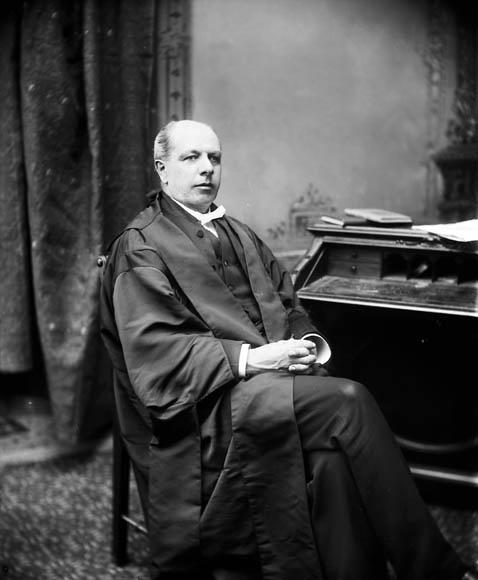 Sir John G. Bourinot, K.C.M.G., LL.D., LIT.D.