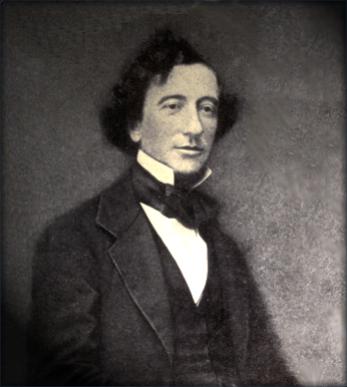 Un jeune John A. Macdonald