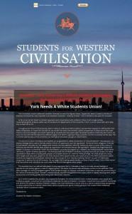 Students For Western Civilisation