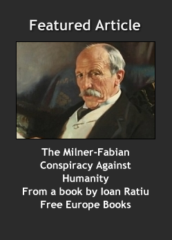 The Milner-Fabian Conspiracy Against Humanity