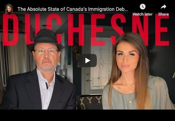 Faith Goldy and Ricardo Duchesne on Immigration